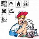 Plaguicidas, como debemos actuar para evitar riesgos.